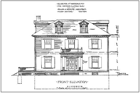 Vintage house plans 101 examples downloadable vintage for 19th century farmhouse plans